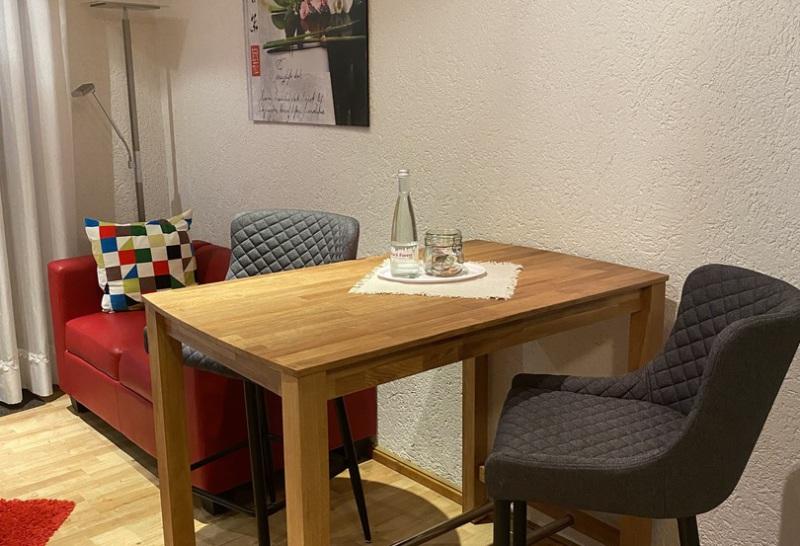apartment no 5 Gästehaus Absbachtal