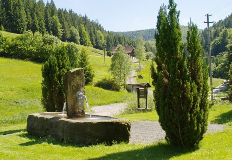 Gaestehaus Absbachtal Ferienwohnung Umgebung