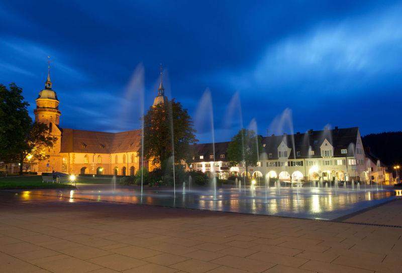 Freudenstadt Fontaine